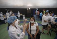 Brasil llega a 20 millones de vacunados contra el coronavirus, casi el 10% de su población