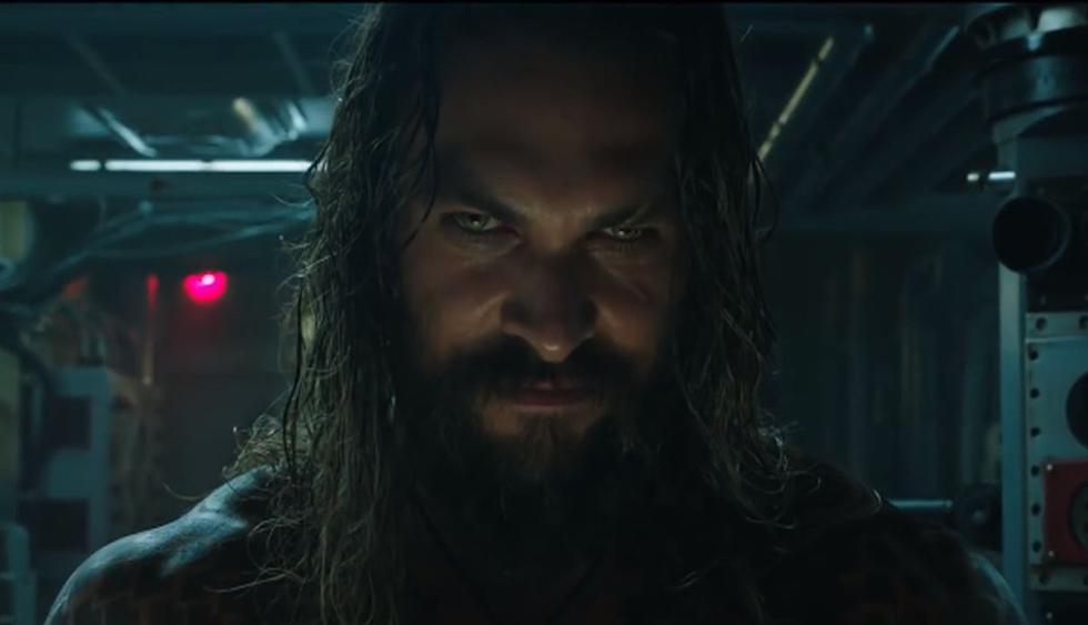 """Warner Bros. estrenó el tráiler final de """"Aquaman"""". (Foto: Captura de video)"""