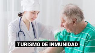 Turismo de inmunización: extranjeros viajan a Estados Unidos para recibir la vacuna contra la COVID-19