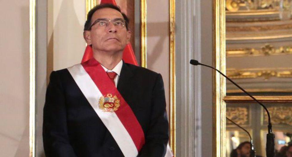 La gestión de Vizcarra como gobernador de Moquegua es investigada por la Fiscalía. (GEC)