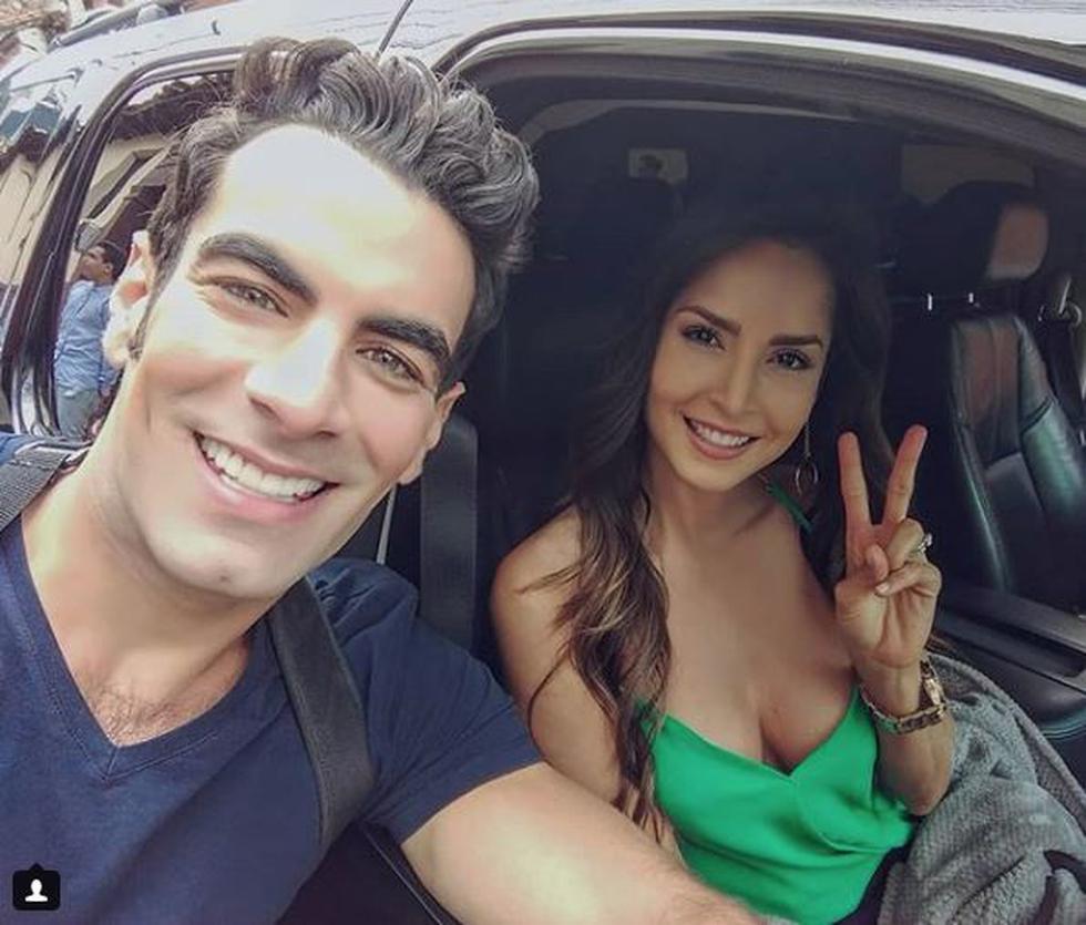 El actor colombiano Javier Jattin se unió al elenco como 'Tony', el nuevo galán y protector de 'Catalina', el personaje protagónico de Carmen Villalobos. (Instagram/@jattinjavier)