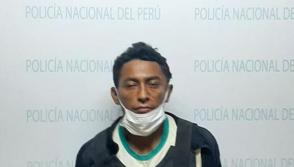 El detenido José Pastor tiene varias denuncias por diversos delitos.