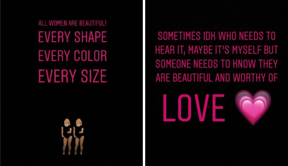 Demi Lovato comparte inspirador mensaje (Foto: Instagram)