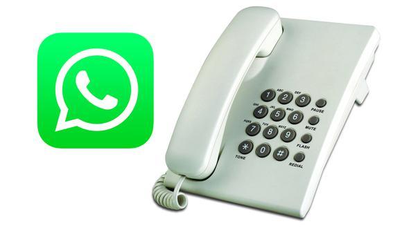 ¿Se puede iniciar sesión de WhatsApp con un número de teléfono dijo? Usa este sensacional truco. (Foto: WhatsApp)