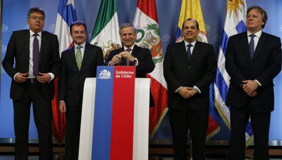 Miembros de la Alianza del Pacífico dieron un importante paso en la integración. (Reuters)