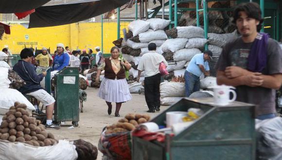 APELARÁN. Los comerciantes buscan permanecer en La Parada. (David Vexelman)
