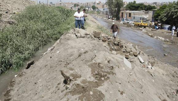 Con la apertura del canal en diciembre podría haber inundaciones en la zona. (USI)