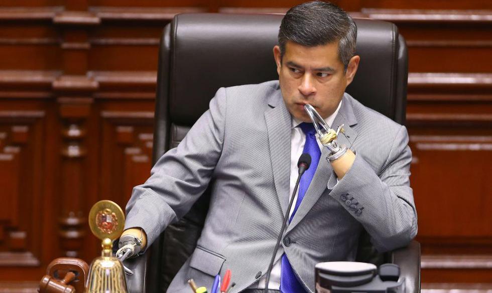 Consejo de la Prensa Peruana condena agresiones verbales de Luis Galarreta contra medios de comunicación. (Perú21)