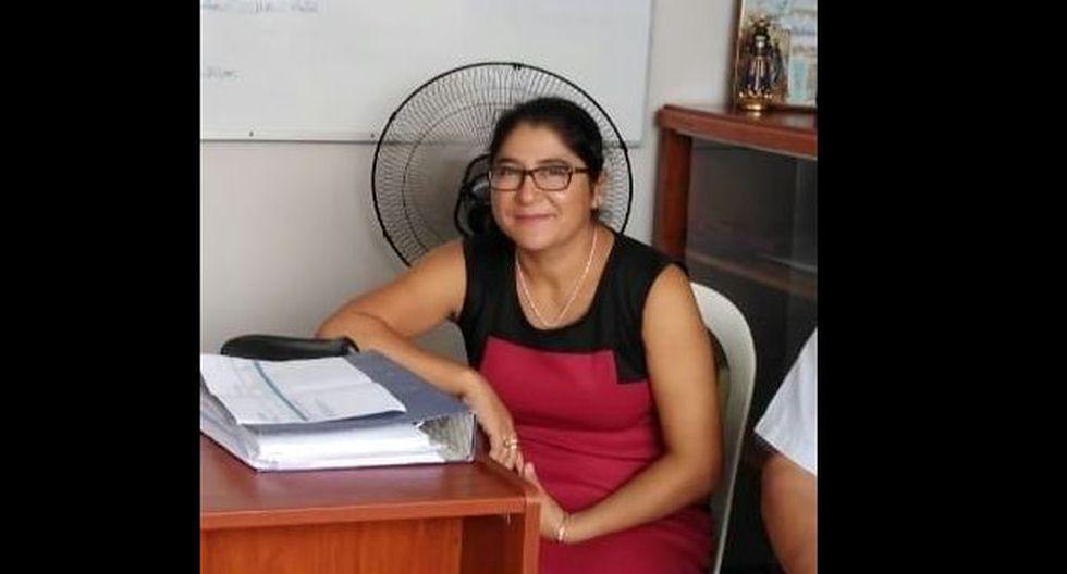 Consejera fue denunciada por madre de familia. (Facebook)