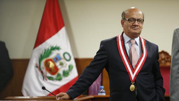 Fiscal Jesús Fernández Alarcón encabeza diligencias (GEC)