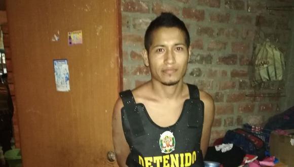 Richard Calderón fue delatado por unos de sus ´cómplices con los que habría ejecutado el crimen.