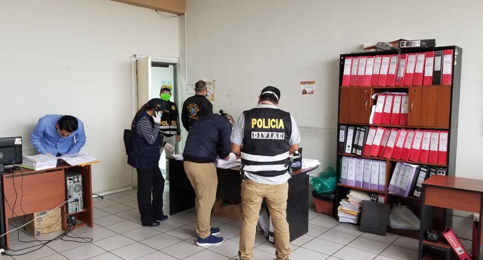 Intervienen Municipalidad de San Juan de Miraflores por irregularidades en adquisición de productos para canastas. (Fiscalía)