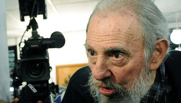 "Fidel Castro calificó a Nelson Mandela de ser \""radicalmente socialista\"". (AFP)"