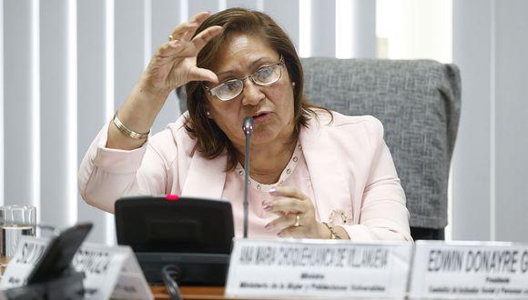 Choquehuanca destacó la intención del primer ministro Salvador del Solar para reunirse con las bancadas antes de su presentación ante el pleno del Congreso.(Foto: GEC)