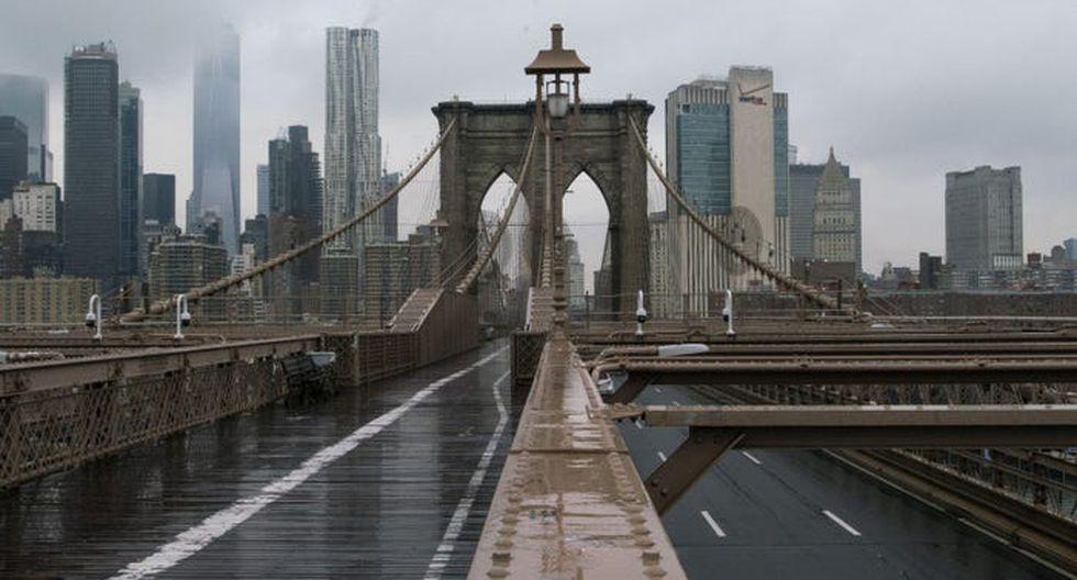 El Departamento de Salud de Nueva York reportó la noche del martes 31 de marzo 41.771 casos confirmados, 1.096 fallecidos. (Foto: Reuters)