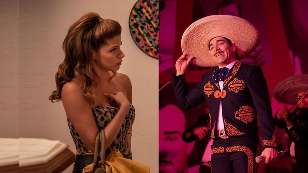 Stephanie Cayo como protagonista de la película 'Como caído del cielo'. (Netflix)