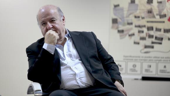 El economista Hernando de Soto es el candidato presidencial de Avanza País. (Foto: Diana Chávez / GEC)