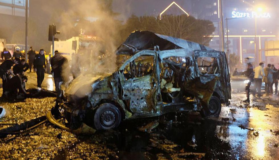 Turquía: Al menos 69 personas heridas y 15 muertos tras doble atentado en Estambul. (Reuters)