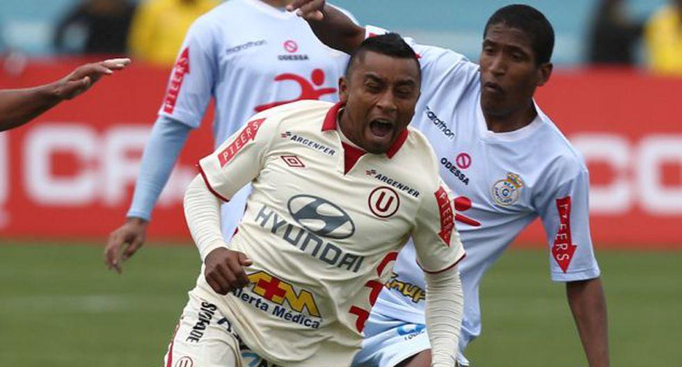 Antonio Gonzales no está fijo. (USI)