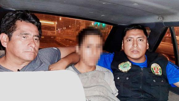Independencia: Hallaron al adolescente acusado de secuestrar, violar y asesinar a niña de 4 años (PNP)