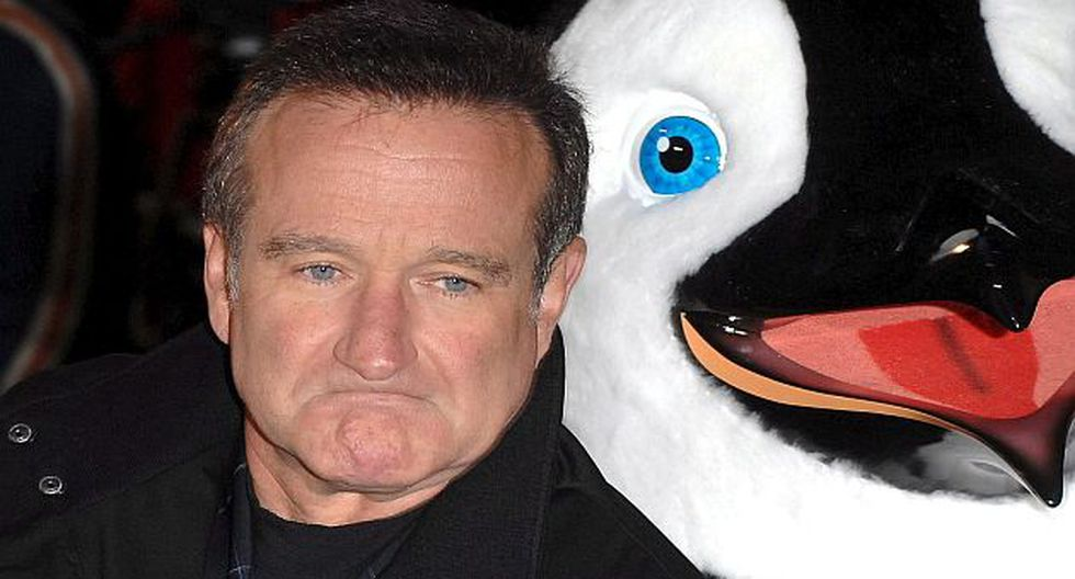 Robin Williams se suicidó. (EFE)