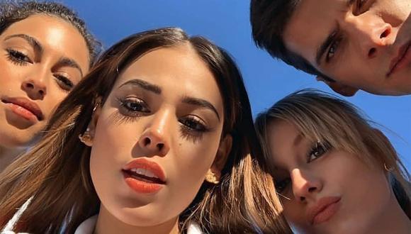 Un actor comentó en Twitter que estaba en conversaciones con Zeta Estudio para ser parte de la cuarta temporada de la serie (Foto: Netflix)