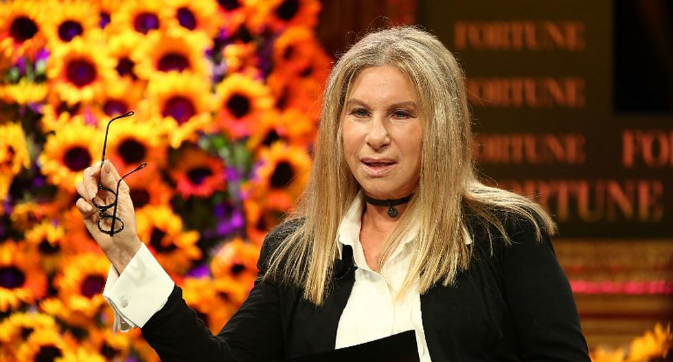 Premios Óscar: Barbra Streisand entre los presentadores de los nominados a Mejor Película (Foto: AFP)