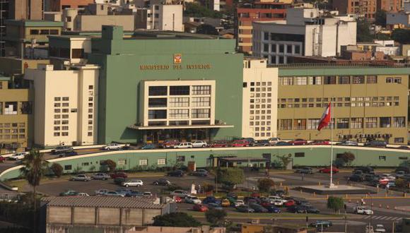 Ministerio del Interior sigue siendo el blanco de cuestionamientos. (USI)