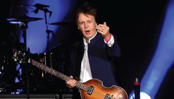 Mira la primera imagen de Paul McCartney en la saga de 'Piratas del Caribe'. (AFP)