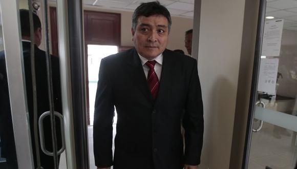 Ítalo Ponce fue compañero de Humala. (Martín Pauca)