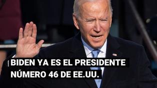 Primer mensaje presidencial de Joe Biden: mandatario llama a la unidad para superar la crisis actual