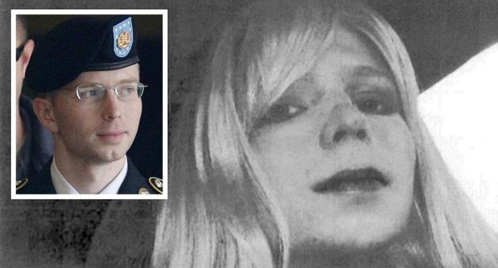 Bradley Manning y su otro \'yo\': Chelsea Manning. (AP)