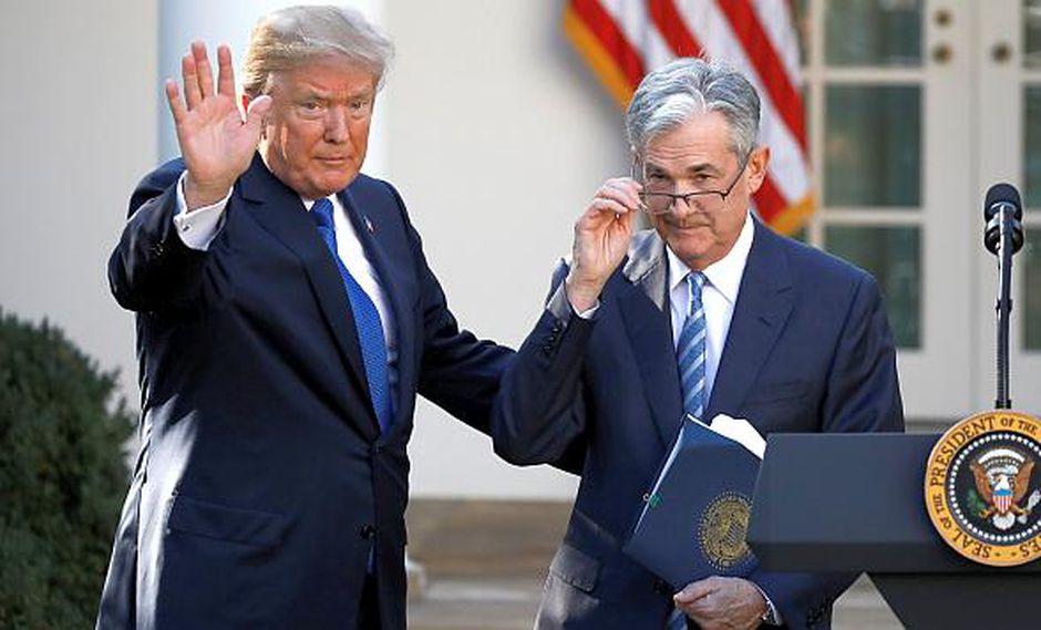 Los cuestionamientos del presidente Trump a la FED es un desastre para el banco central y la economía estadounidense, sostiene experto. (Foto: Reuters)<br>