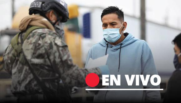 Coronavirus en Perú EN VIVO DÍA 81 Casos, muertos y todo lo que debes saber hoy jueves. (GEC)