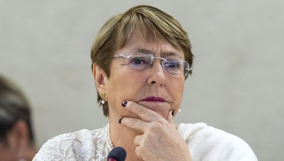 """El informe de Bachelet insta al régimen de Nicolás Maduro a acabar con """"las graves vulneraciones de derechos"""" en el país. (Foto: EFE)"""