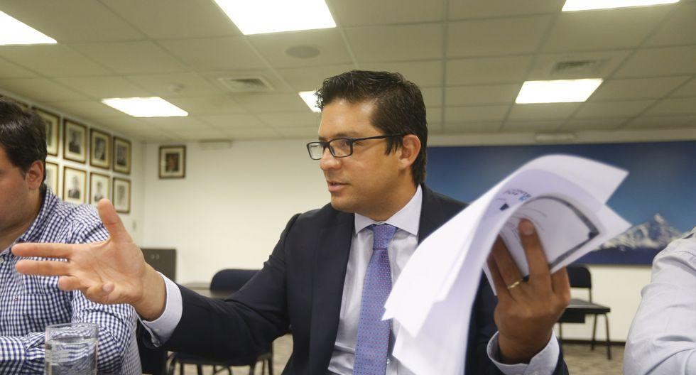 Fernando Cáceres (Perú21)