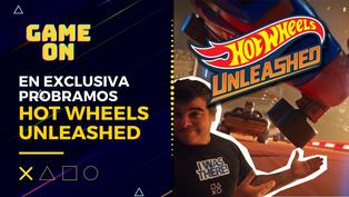 Probamos antes que nadie Hot Wheels Unleashed