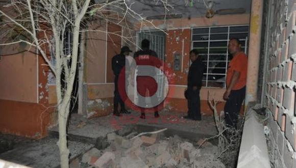 Barranca: sicarios detonan explosivo en vivienda de periodista. (Barranca.pe)