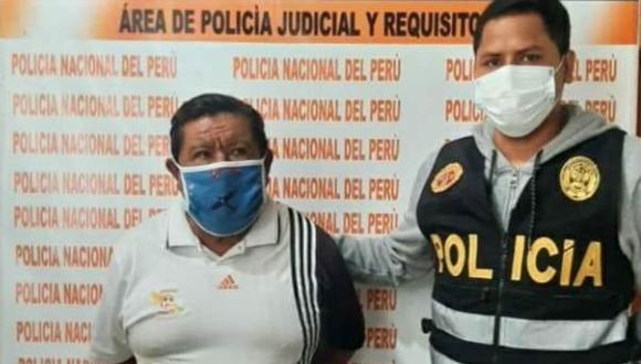 Piura: Genaro Viera Nole (76)  estuvo 15 año en la clandestinidad tras abusar sexualmente de una niña de 13 años, pero fue capturado y sentenciado a 30 años de prisión.