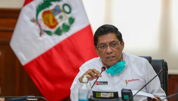 El primer ministro, Vicente Zeballos, es uno de los invitados a la sesión conjunta de tres comisiones del Congreso. (Foto: PCM)