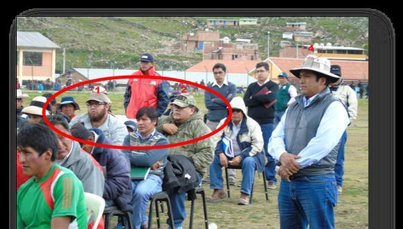 Participan de todas las actividades de la comunidad de Fuerabamba.