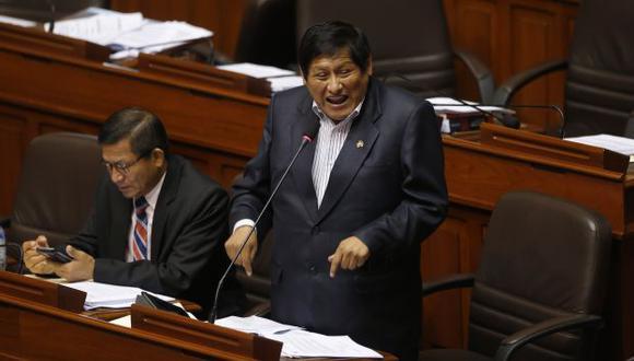Comisión Lava Jato concluyó que hay indicios de actos irregulares. (Anthony Niño de Guzmán)