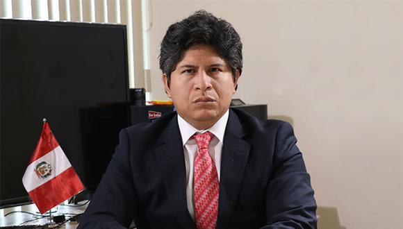 Marcial Páucar Chappa reemplazará a José Domingo Pérez como fiscal para los casos Keiko Fujimori y Alan García. (Foto: Ministerio Público)