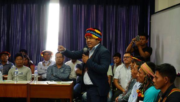 Nativos se cansaron de promesas y demandan acciones concretas con la intervención de varios ministerios (Alienor de Sas/Instituto Chaikuni).