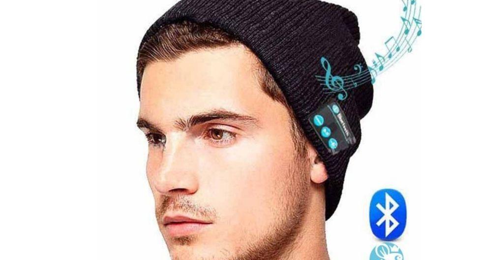 Gorro handfree con audífonos bluetooth. (Foto: Abeja Reina)