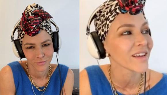 Anahí de Cárdenas pasará por su última quimioterapia y lo celebra cantando