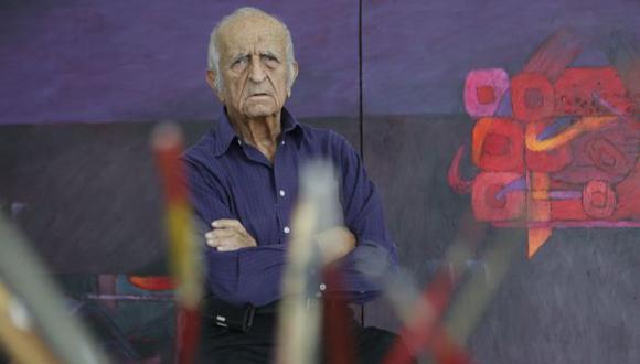 Obras de Fernando de Szyszlo se exhibirán hasta noviembre en el Museo Rayo de Colombia.