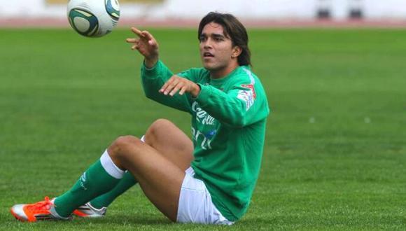 Marcelo Martins debutará ante Argentina en las Eliminatorias Qatar 2022.