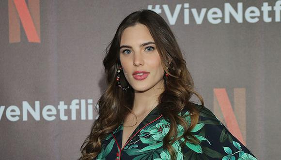 """Macarena Achaga interpretará a Michelle Salas en """"Luis Miguel, la serie"""" (Foto: Netflix)"""