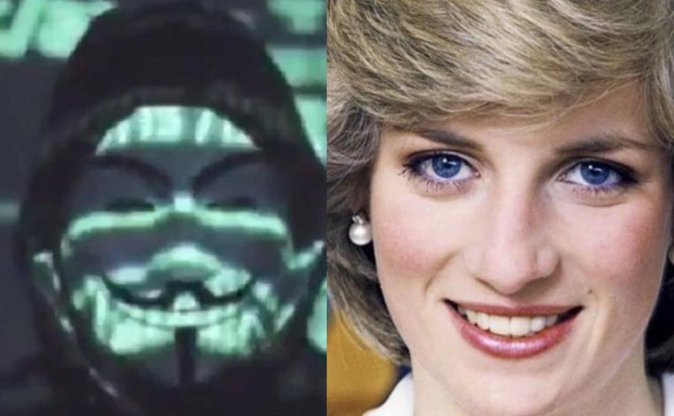 La princesa de Gales murió el 31 de agosto de 1997 y desde entonces muchas teorías se han tejido alrededor de su muerte. (Composición)